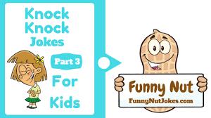 funny knock knock jokes for kids children u0026 toddlers part 3 youtube