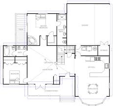 make a floor plan for free make your own blueprint how to draw floor plans house plan step 4