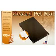 farm innovators small heated pet mat walmart com