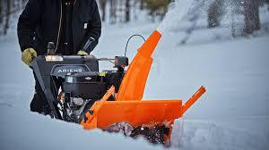 ariens professional series snow blower features u0026 models