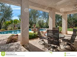 Back Porches Porch Life Stock Photography Image 20373982