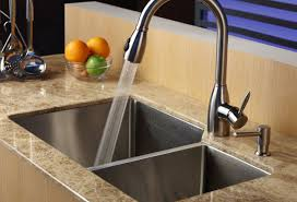 Changing A Kitchen Sink Faucet Kitchen Sink Sprayer Attachment How To Install A Kitchen Faucet