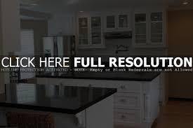 Black White Kitchen Cabinets by Black And White Kitchen Cabinets Home Design Ideas