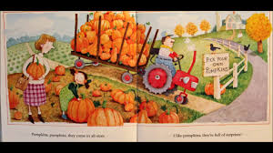thanksgiving day by gail gibbons i like pumpkins by jerry smath read aloud children u0027s book text