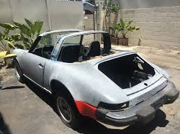1986 porsche targa for sale rolling chassis 1979 porsche 911 sc targa for sale