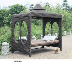 Swings For Patios With Canopy Patio Swing Bed With Canopy Home Outdoor Decoration