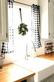 kitchen bay window curtain ideas kitchen window curtains small kitchen window curtain ideas kitchen