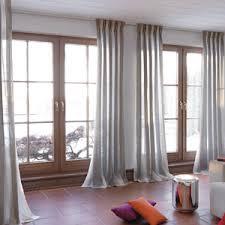 wohnzimmer vorhang gardinen fürs wohnzimmer zartes winterflair an den fenstern
