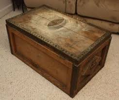 Chest Coffee Table Treasure Chest Coffee Table