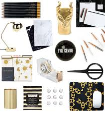 Black And White Desk Accessories 15 Sophisticated Accessories To Dress Up Your Desk Washingtonian