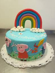 53 best peppa pig cake images on pinterest pigs peppa pig cakes