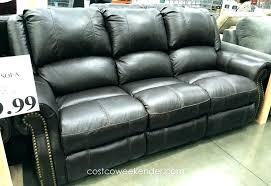 Sofa Recliner Leather Flexsteel Dandridge Leather Power Reclining Sofa Recliner Sofa