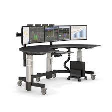 Computer Desk For Multiple Monitors Multi Monitor Computer Desk Office Design Best Gaming Computer