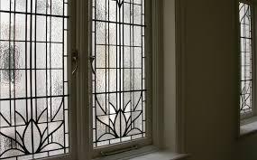 Art Deco Window Treatments Art Nouveau Stained Glass Windows Bradley Basso Studio