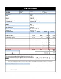Excel Invoice Template Mac General Invoice Template Generic Invoice Printable Invoice