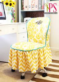 Diy Desk Chair Office Chair Slipcover Tutorial And Slipcover Tips