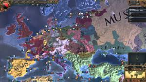 European Map Game by Europa Universalis Iv Timelapse Europe Youtube