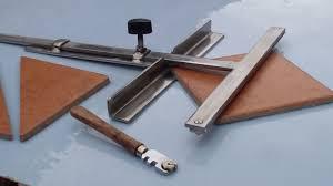 attrezzature per piastrellisti come costruire un attrezzo per tagliare le piastrelle how to
