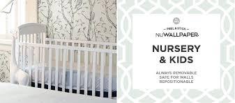 best repositionable wallpaper grey nursery wallpaper wonderful grey and white baby room ideas