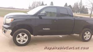 wrecked toyota trucks for sale 2007 toyota tundra sr5 doublecab 4x4 autoplex repairable wrecked