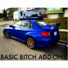 Subaru Wrx Roof Rack by