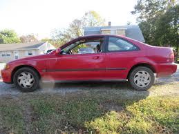 honda civic ex 1994 1994 honda civic ex coupe vtec auto ac 141k drivetrain for