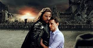 Aragorn Meme - the best of the tom hiddleston accidentally groping people meme