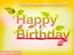Wishing Happy Birthday To Happy Birthday Images Beautiful Birthday Pictures Free Birthday