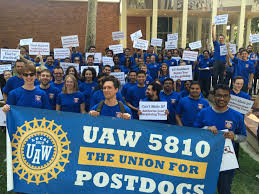 history uaw local 5810 union for over 6 000 postdoctoral