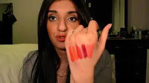 top 10 red coral orange lipsticks