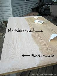 white wash dining room table east coast creative refinished dining room table furniture