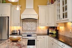 Types Of Kitchen Backsplash Beautiful Kitchen Backsplash In The Traditional Kitchen Complete