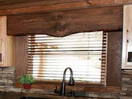 window treatments panels rustic wood window treatment ideas rustic
