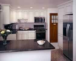 kitchen style beach style kitchen chrome knobs chrome faucet
