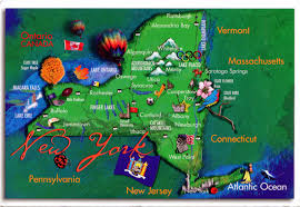 Buffalo State Map by World Come To My Home 1019 1135 2944 United States New York
