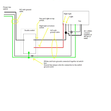 need help with bath fan heater light wiring please u2013 dvd talk