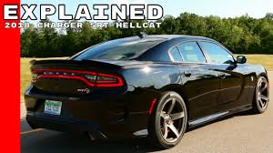 charger hellcat wheels 2018 dodge charger srt hellcat explained youtube