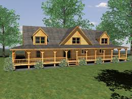 beaufort log cabin kit plans amp information southland log homes