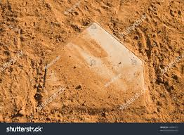 baseball home plate view stock photo 14094181 shutterstock