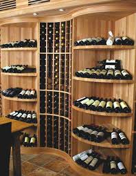 Wine Cellar Shelves - 25 creative wine storage solutions for your inspiration