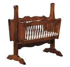 Free Wood Crib Plans by New Born Babies Cradle For Infants Room Wood Baby Cradle