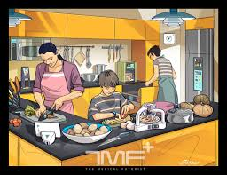 Kitchen Of The Future by The Future Of Food The Food Of The Future The Medical Futurist