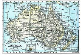 atlas map of australia australia atlas printable maps and graphic organisers