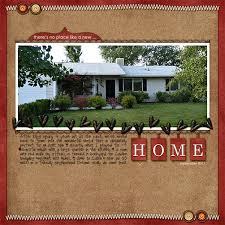 new home layouts 34 best new home scrapbook images on scrapbook layouts