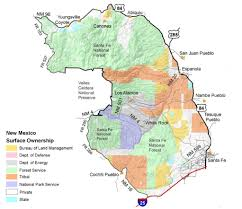Santa Fe New Mexico Map by Santa Fe National Forest Elk Hunts Unit 5b 6a 6c New Mexico