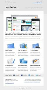 fresh best email newsletter templates pikpaknews