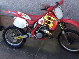 motocross bikes for sale scotland 1989 cr 250 restoration old moto motocross forums