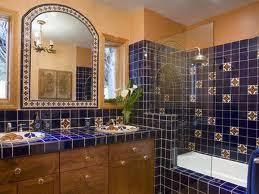 Mexican Bathroom Ideas Bathroom Sinks Mexican Tile Designs