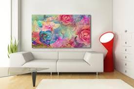 tableau pour chambre romantique tableau chambre coucher gallery of tableau deco pour chambre