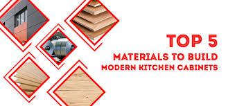 best material for modular kitchen cabinets top 5 materials to build modern kitchen cabinets virgoacp